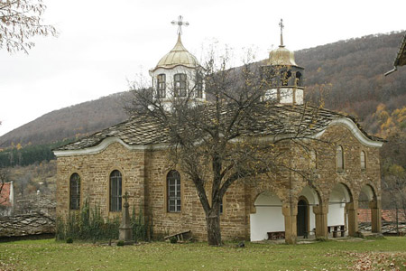 Staro Stefanovo - church